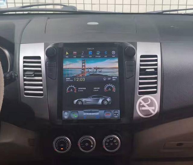 Магнитола Tesla для Mitsubishi Outlander XL 2006-2012