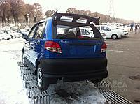 "Спойлер ""Turbo"" на крышку багажника Daewoo Matiz"