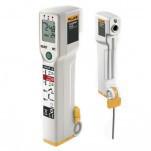 Fluke FP Plus - пищевой термометр с встроенным контактным щупом и сумкой для переноски
