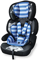 Автокресло Bertoni Junior Premium Black-Blue Stars 1679