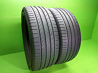 235/50 R 18 (101W) CONTINENTAL Conti Sport Contact 5  летние б/у шины