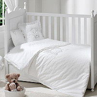 Красивый комплект Funnababy Lovely Bear Cream 3 пред