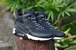 Зимние кроссовки Nike Air Max 90 Winter Sneakerboot Ice, фото 2