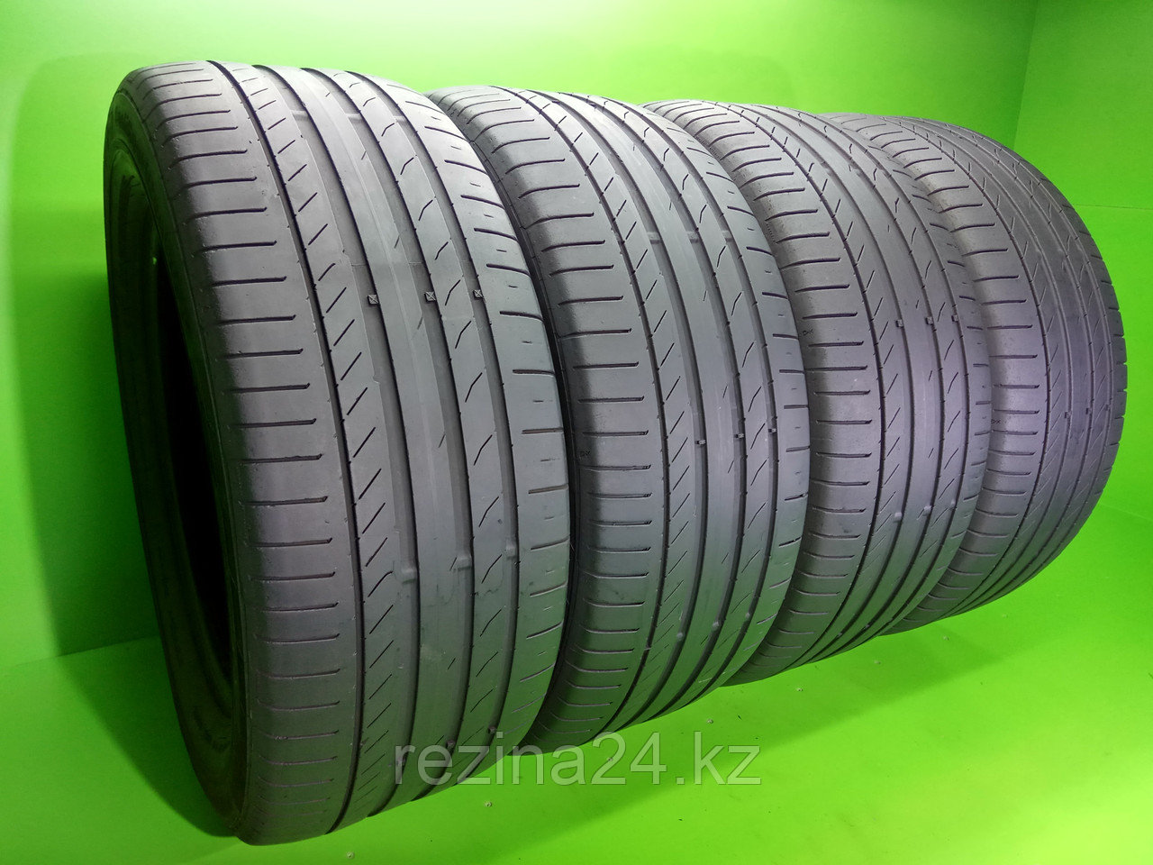 255/55 R 18 (105W) CONTINENTAL Conti Sport Contact 5  летние б/у шины