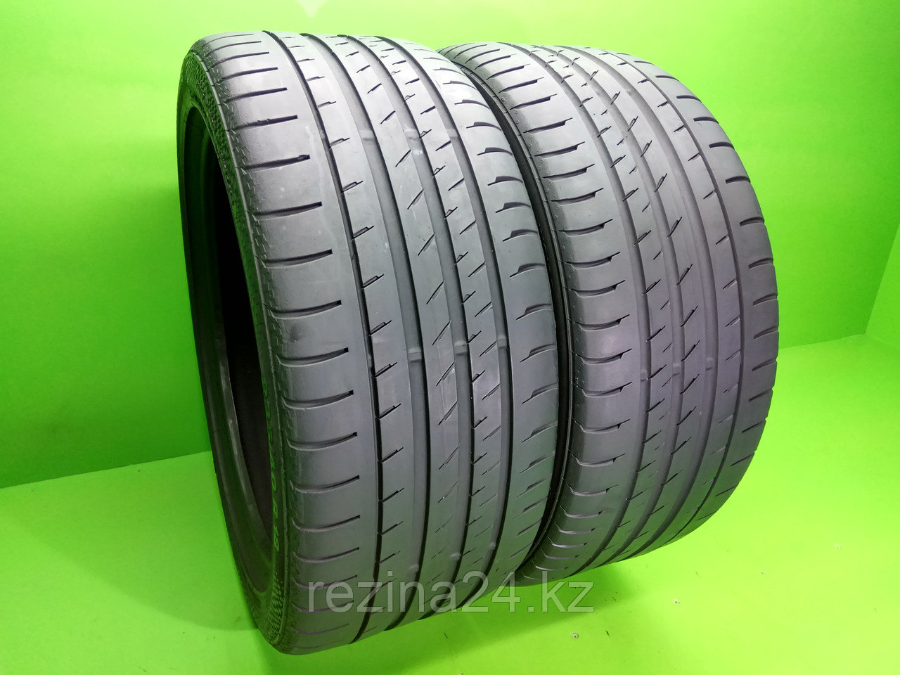 235/40 R 18 (95W) CONTINENTAL Conti Sport Contact 3  летние б/у шины
