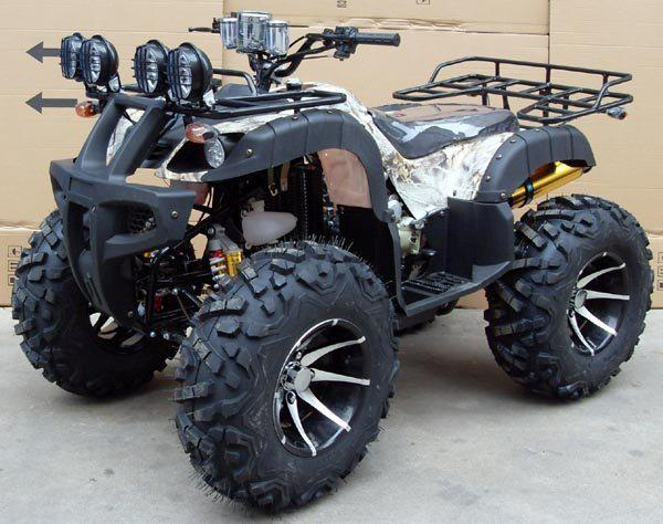 Yamaha Grizzly 250