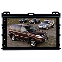 Автомагнитола (E5) ELEMENT-5 	Toyota Prado 120 2002-2009 OS Android 6.0.1 4G
