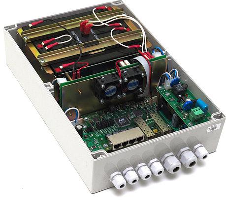 Коммутатор TFortis PSW-2G 4F UPS управляемый, фото 2