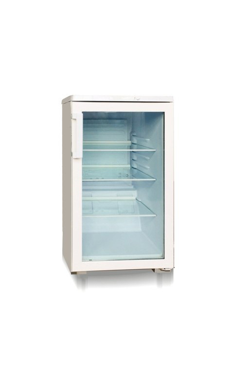 Витринный холодильник шкаф-витрина Бирюса-102