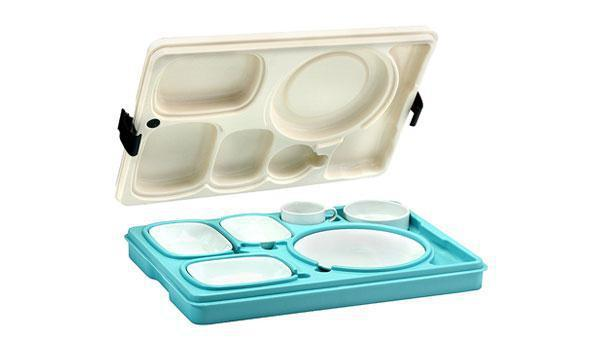 Термоподносы с посудой AVATHERM Prestige