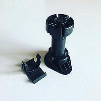 Ножка пластиковая черная 100 мм
