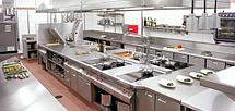 Профессиональное кухонное и пищевое оборудование
