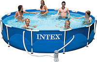 Бассейн каркасный Intex Metal Frame Pool - 28212 366х76см