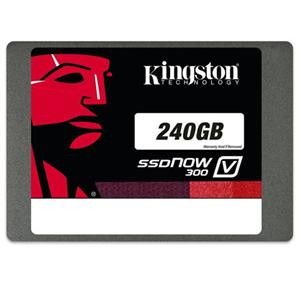Kingston SV300S37A/240G, SSD 240GB SATA3 2.5'' - Telcomsystems в Алматы
