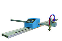 Станок для металла плазморез с ЧПУ 1600*6000мм портативный, фото 1