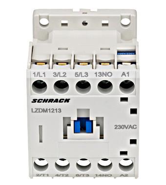 Контактор CUBICO Mini 5,5кВт/400В, катушка 230В перем., тока, 50Гц