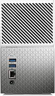 "WD My Cloud Home Duo 4ТБ / 3.5"" / LAN NAS"