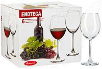Набор бокалов Pasabahce Enoteca для вина 6 шт. 44738 , фото 1