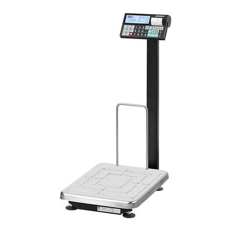 Весы регистраторы с печатью чеков ТВ S RC 3 с НПВ на 15кг, 32кг,60кг, 200кг , фото 2