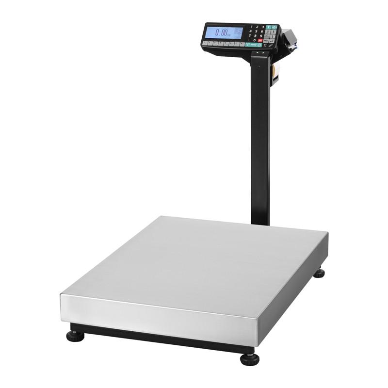 Весы регистраторы с печатью этикеток ТВ M RP 3 на60кг,150кг,300кг,600кг