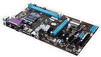 Материнская плата ESonic HM76.65 BTC Combo с процессором