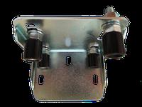 DUHB. Верхний поддерживающий кронштейн с 4 роликами для откатных ворот, DEA - Италия
