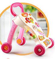 Детские ходунки Youleen розовый