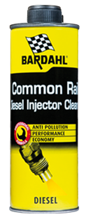 BARDAHL COMMON RAIL DIESEL INJECTOR CLEANER
