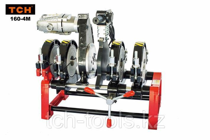 Аппарат для пайки пластиковых труб  от 63 до 160мм, фото 2