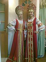 Руский народный костюм