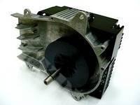 Мотор вентилятора с сальником Rational SCC 61-202 начиная с 04/04