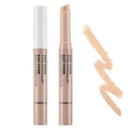 THE FACE SHOP Консилер-карандаш V201 светло-бежевый EASY COVER STICK CONCEALER V201