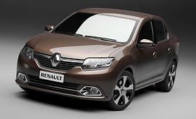 АКСЕССУАРЫ Renault Logan 2014->