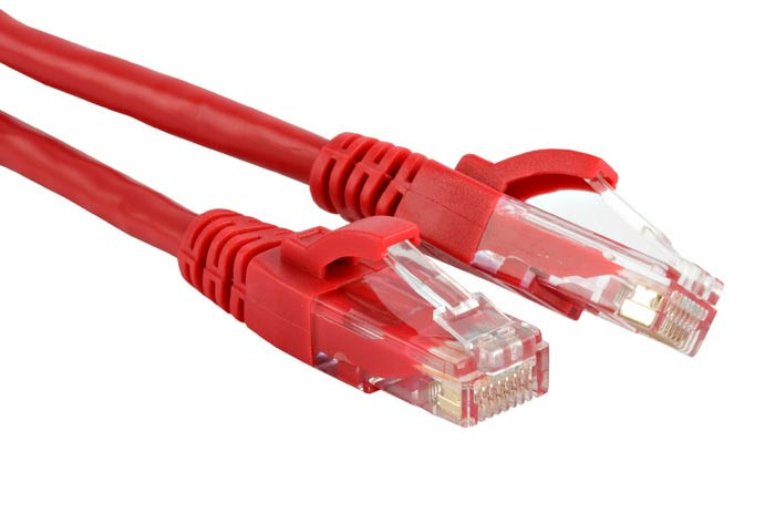 Hyperline PC-LPM-UTP-RJ45-RJ45-C5e-2M-LSZH-RD Патч-корд U/UTP, Cat.5e, LSZH, 2 м, красный