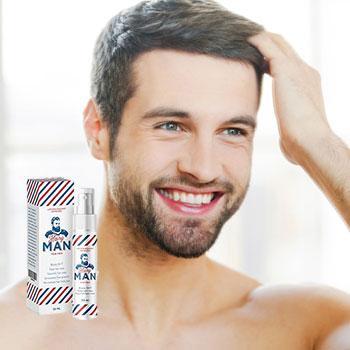 Hairy Man (Хайри Мэн) - срeдство от выпaдения волос