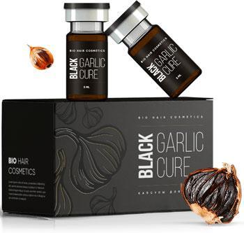 Black Garlic Cure (Блэк Гарлик Кур) - средство для защиты и роста волос