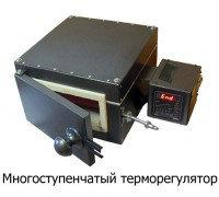 Лабораторная муфельная печь ПМ-700п