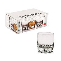 Набор стаканов для виски Pasabahce Sylvana  315мл 6 шт  42415, фото 1