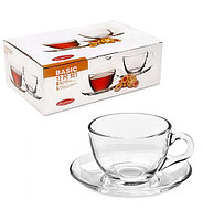 Сервиз чайный Basic  (Pasabahce) 12 пр. 97948, фото 1