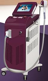 Диодный лазер для удаления нежелательных волос