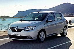 АКСЕССУАРЫ Renault Sandero 2014->