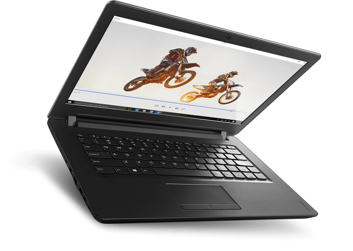 "Lenovo IdeaPad 110 (15.6"" HD, Intel Core i7 6500U, 4GB DDR4, 1TB 5400RPM, AMD Radeon R5 M43, Win 10)"