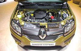 ДВИГАТЕЛЬ Renault Sandero Stepway 2014->