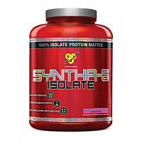 BSN Syntha-6 Isolate Mix, 4 lbs. шоколад с орехом
