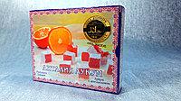 Рахат лукум  в упаковке (в кубиках) c Ароматом Апельсина