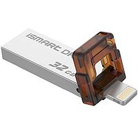 USB Флеш для Apple Ismart  32GB, Gold