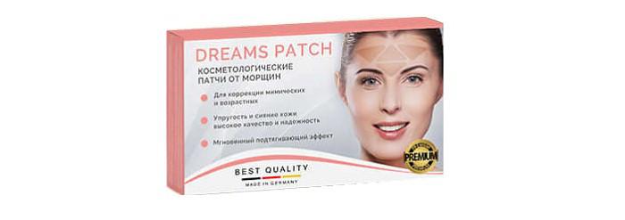 Dreams Patch (Дримс Патч) - патчи от морщин