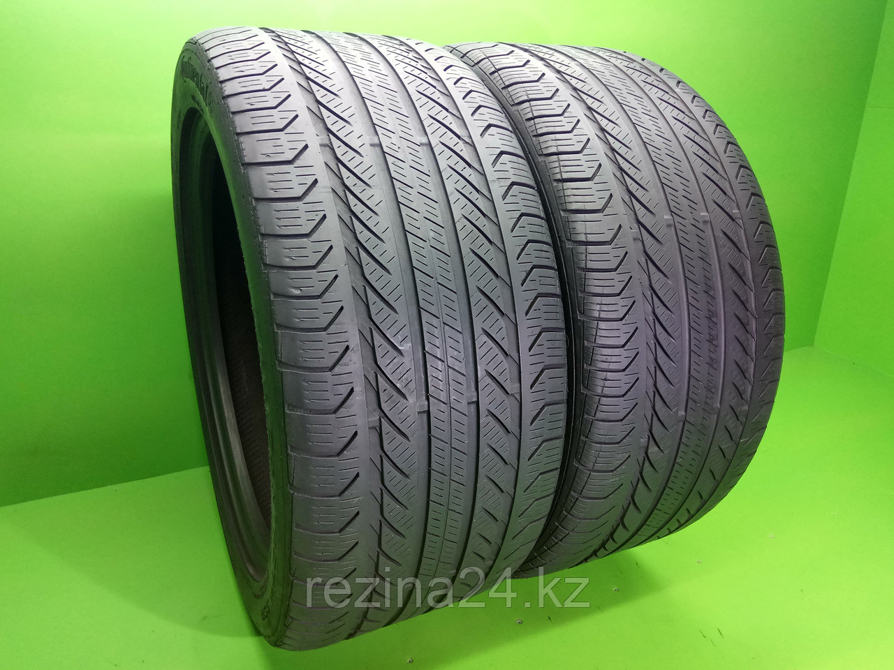 275/40 R 19 (101H) M+S CONTINENTAL Pro Contact GX SSR всесезонные б/у шины