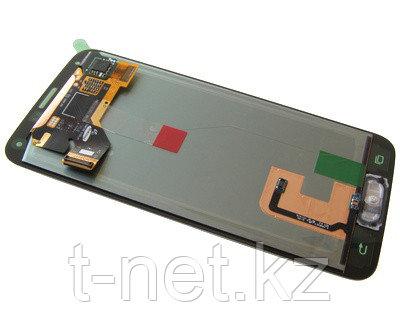 Дисплей Samsung Galaxy S5 SM-G900F, с сенсором, цвет черный