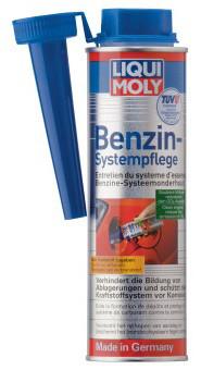 LIQUIMOLYBENZIN-SYSTEM-PFLEGE (присадка в бензин)